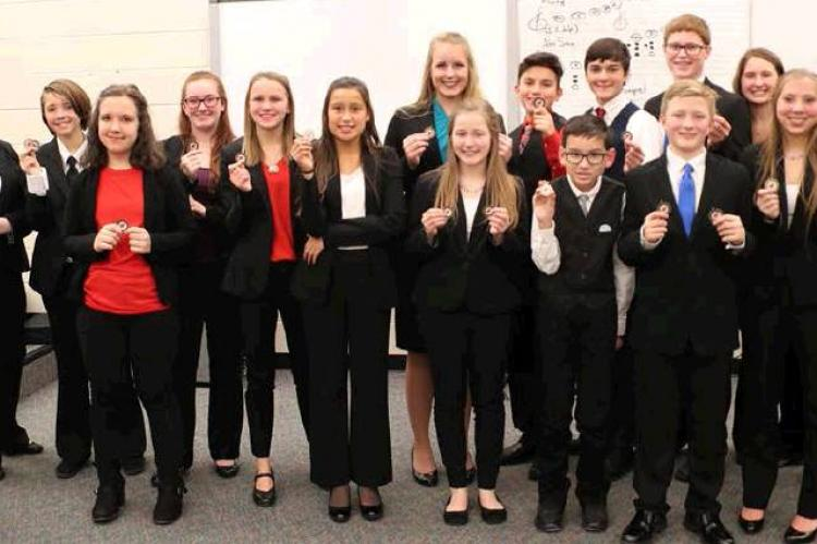 AMAZING PERFORMANCES AT WAGNER'S LOCAL INTERP MEET