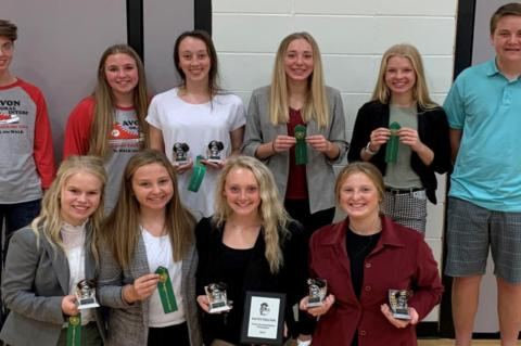 ORAL INTERP RECEIVES CHAMPION SWEEPSTAKES AT HOME INVITATIONAL