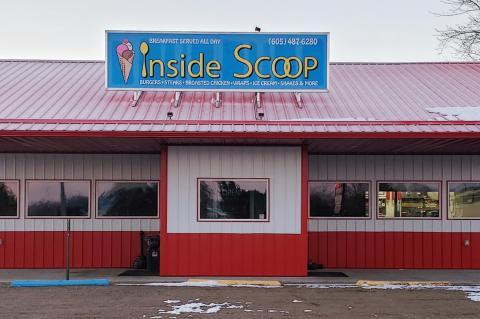 INSIDE SCOOP OPENS THEIR DOORS