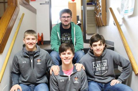 FOUR JUNIORS SELECTED TO ATTEND BOYS STATE 2021