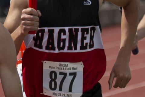 WAGNER RAIDERS HAVE GREAT PERFORMANCE AT STATE TRACK