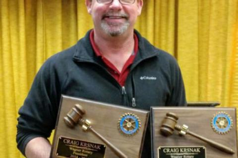 This Week in ROTARY NEWS