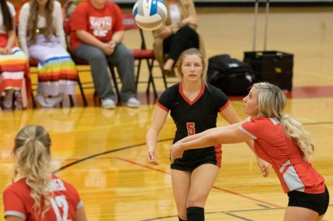LADY RED RAIDERS TOP MADISON IN 3 STRAIGHT SETS