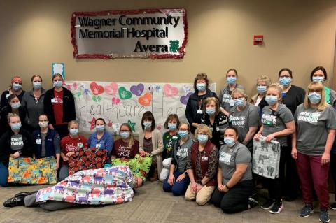 HEALTHCARE HEROES RECOGNIZED AT WCMH-AVERA