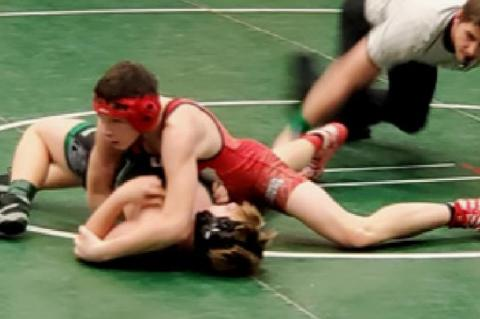 STATE MIDDLE SCHOOL WRESTLING TOURNAMENT RESULTS