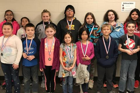 ANNUAL SPELLING BEE HELD AT A.C.E.