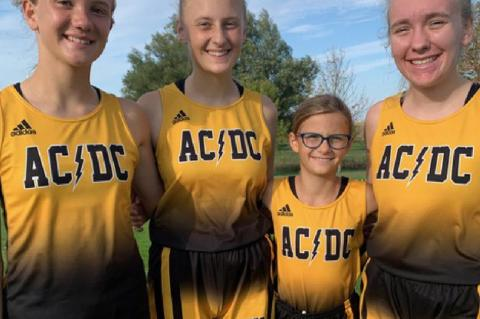 AC/DC CROSS COUNTRY RESULTS
