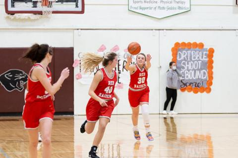 RAIDERS FALL TO VERMILLION