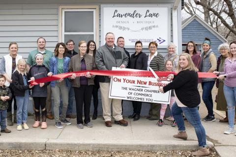 WAGNER CHAMBER WELCOMES TWO NEW BUSINESSES