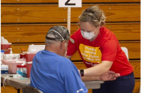 WAGNER COMMUNITY HOSPITAL AND YANKTON SIOUX TRIBE OFFER FREE ANTIBODY TESTING