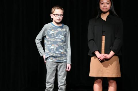 WAGNER HIGH SCHOOL THEATER PRESENTS SPRING PLAY n