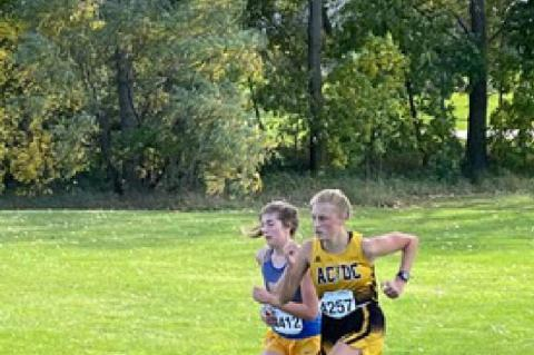 TWO ANDES CENTRAL/DAKOTA CHRISTIAN CROSS COUNTRY RUNNERS QUALIFIED FOR THE STATE MEET