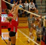 WAGNER TOPS PLATTE-GEDDES IN A TOUGH 5 SET MATCH
