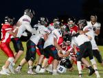 BLACKHAWKS BRINGS TOUGH LOSS TO RAIDERS